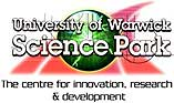 Link to University of Warwick Science Park